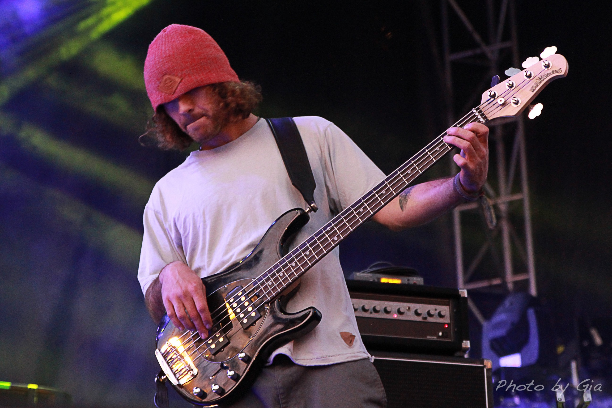 Tommy Suliman/bassist For Stick Figure